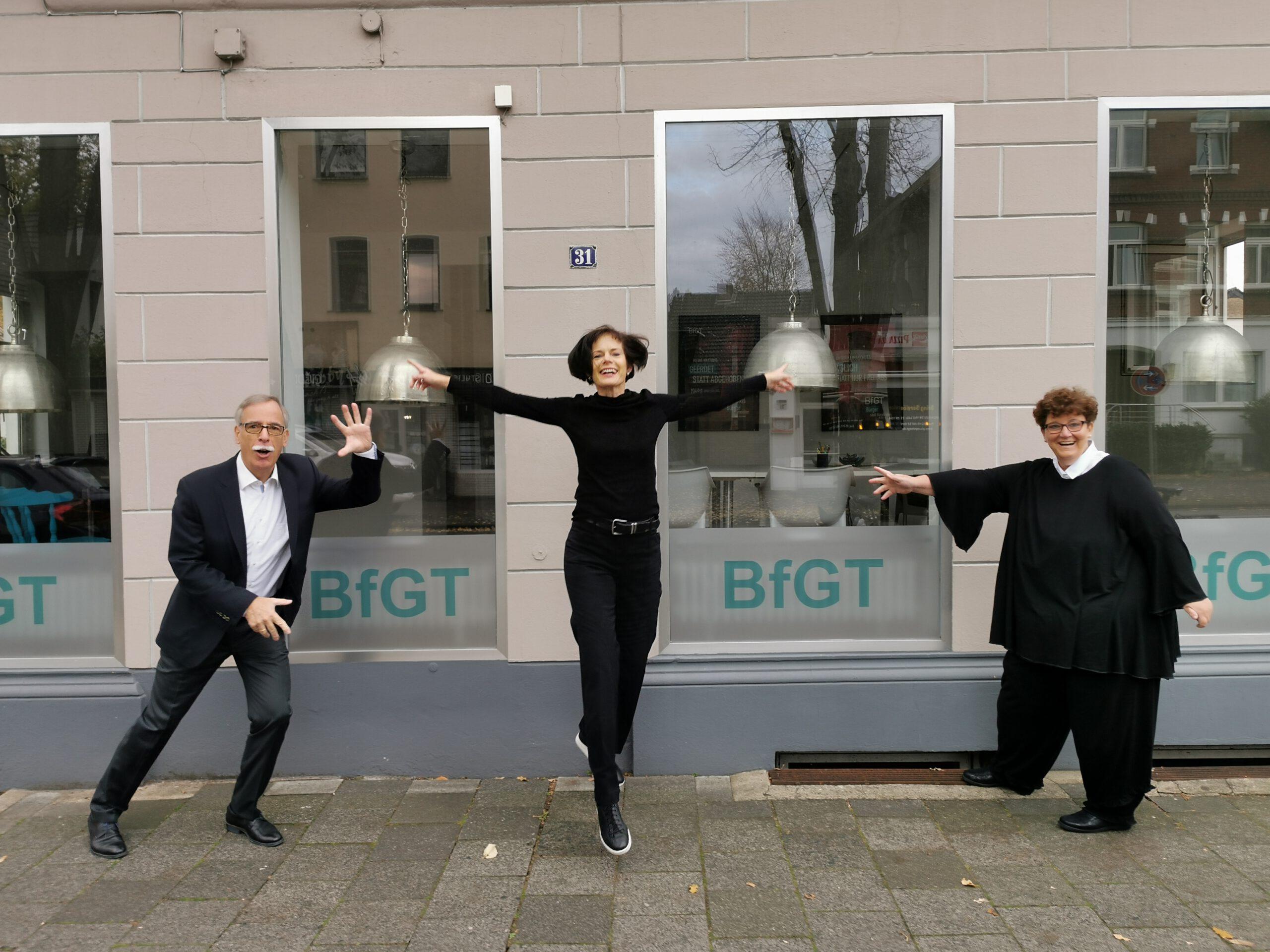 Doppelspitze führt die BfGT-Ratsfraktion in der neuen Ratsperiode